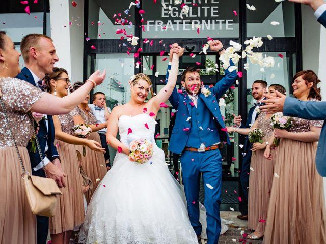 Le mariage de Sevan et Justine à Garlan, Finistère 45