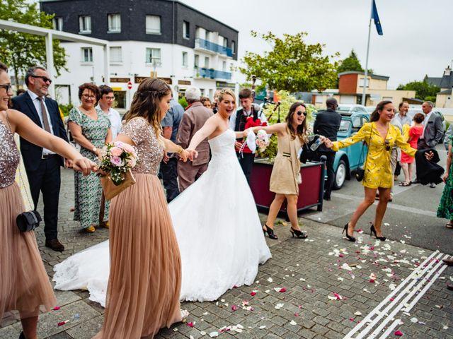 Le mariage de Sevan et Justine à Garlan, Finistère 47