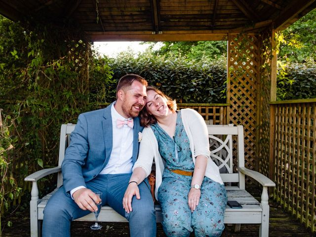 Le mariage de Sevan et Justine à Garlan, Finistère 51