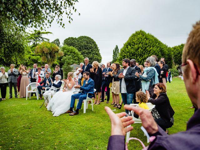 Le mariage de Sevan et Justine à Garlan, Finistère 61