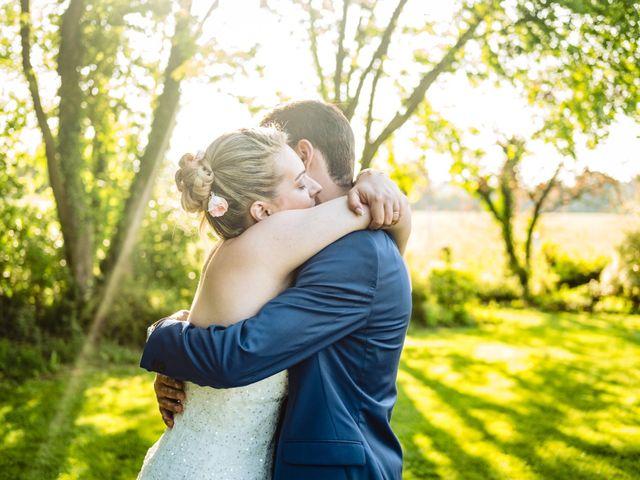 Le mariage de Sevan et Justine à Garlan, Finistère 68