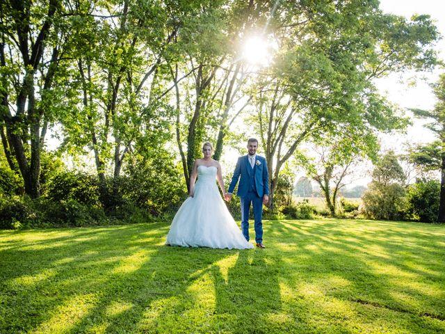 Le mariage de Justine et Sevan