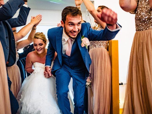 Le mariage de Sevan et Justine à Garlan, Finistère 74