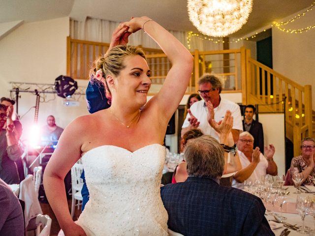 Le mariage de Sevan et Justine à Garlan, Finistère 75
