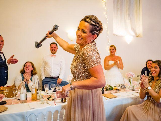 Le mariage de Sevan et Justine à Garlan, Finistère 78