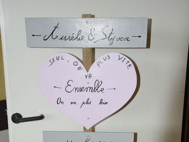 Le mariage de Styven et Aurélie à Saint-Étienne-en-Coglès, Ille et Vilaine 9