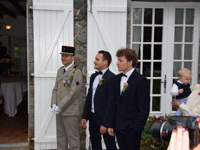 Le mariage de Styven et Aurélie à Saint-Étienne-en-Coglès, Ille et Vilaine 19