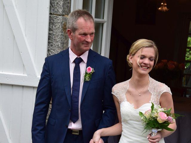 Le mariage de Styven et Aurélie à Saint-Étienne-en-Coglès, Ille et Vilaine 20
