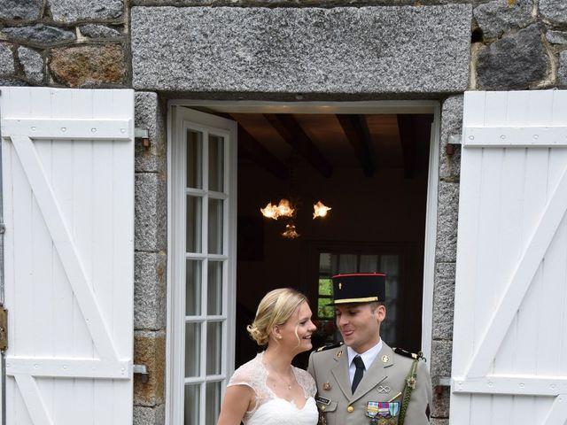 Le mariage de Styven et Aurélie à Saint-Étienne-en-Coglès, Ille et Vilaine 21