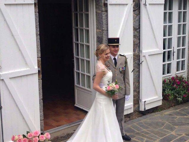 Le mariage de Styven et Aurélie à Saint-Étienne-en-Coglès, Ille et Vilaine 22