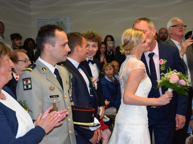 Le mariage de Styven et Aurélie à Saint-Étienne-en-Coglès, Ille et Vilaine 27