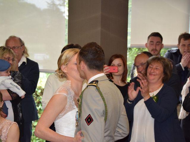 Le mariage de Styven et Aurélie à Saint-Étienne-en-Coglès, Ille et Vilaine 28