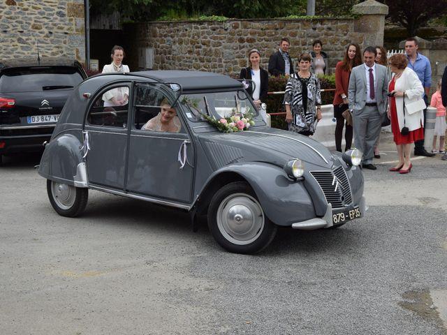 Le mariage de Styven et Aurélie à Saint-Étienne-en-Coglès, Ille et Vilaine 30