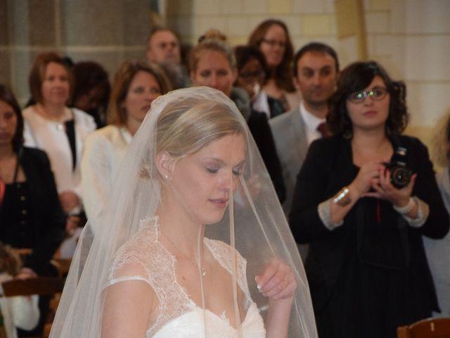 Le mariage de Styven et Aurélie à Saint-Étienne-en-Coglès, Ille et Vilaine 35