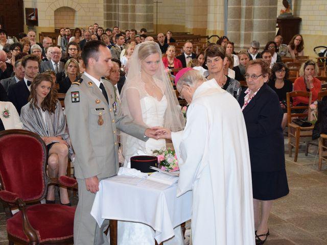 Le mariage de Styven et Aurélie à Saint-Étienne-en-Coglès, Ille et Vilaine 36