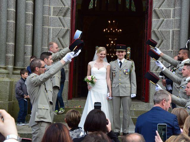 Le mariage de Styven et Aurélie à Saint-Étienne-en-Coglès, Ille et Vilaine 38