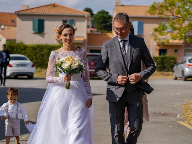Le mariage de Younous et Blandine à Les Sorinières, Loire Atlantique 6