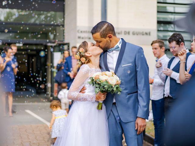 Le mariage de Blandine et Younous
