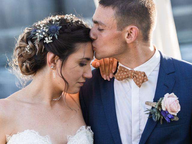 Le mariage de Amandine et Loïc