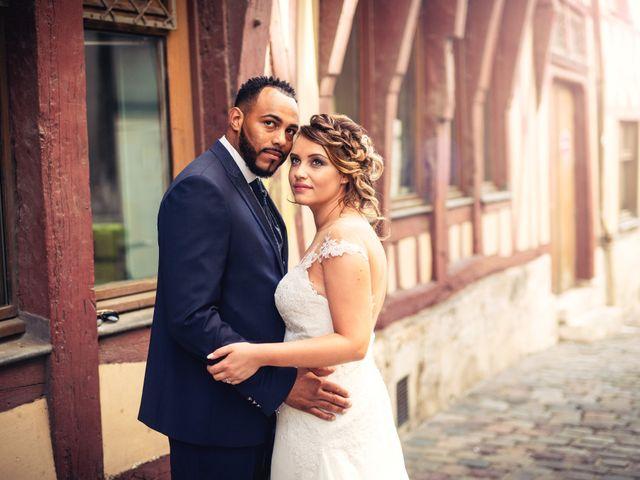 Le mariage de Marvin et Laura à Rouen, Seine-Maritime 11