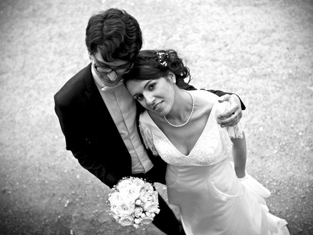 Le mariage de Sarah et Lionel