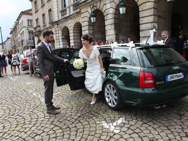 Le mariage de Lionel et Sarah à Pont-à-Mousson, Meurthe-et-Moselle 3