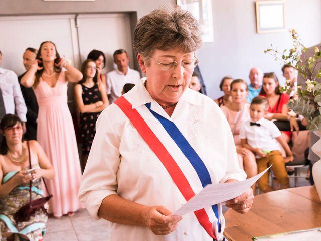 Le mariage de Guillaume et Fanny à Clapiers, Hérault 24