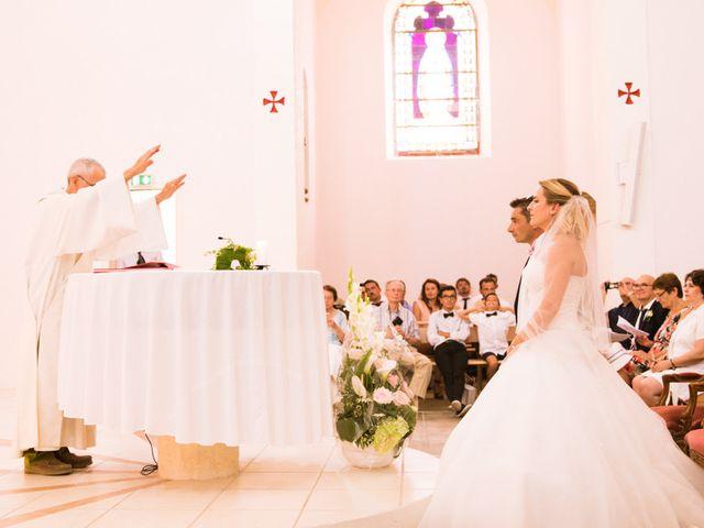 Le mariage de Guillaume et Fanny à Clapiers, Hérault 38