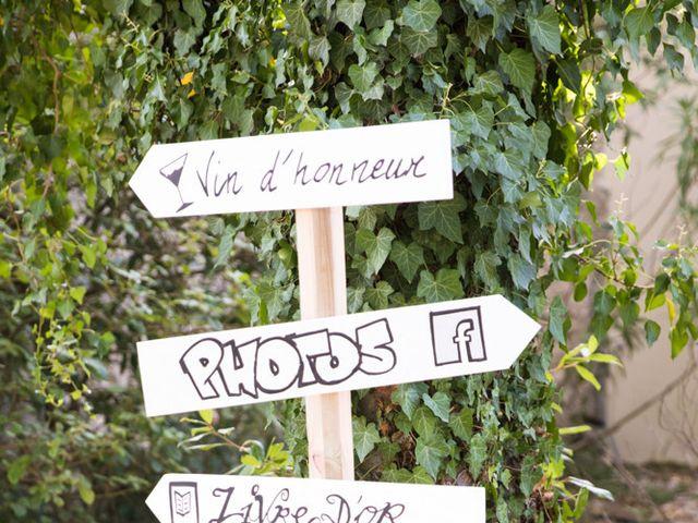 Le mariage de Guillaume et Fanny à Clapiers, Hérault 40
