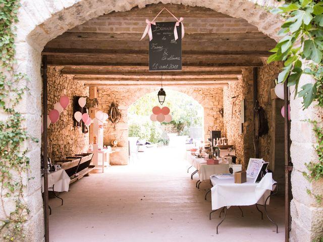 Le mariage de Guillaume et Fanny à Clapiers, Hérault 41