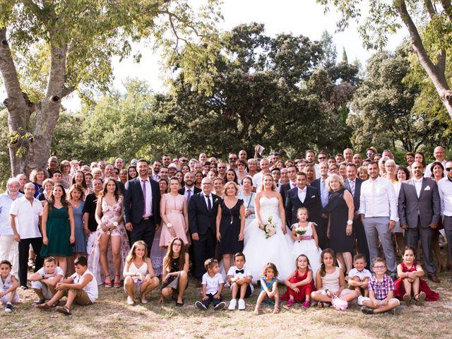 Le mariage de Guillaume et Fanny à Clapiers, Hérault 56