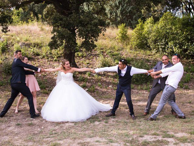 Le mariage de Guillaume et Fanny à Clapiers, Hérault 58