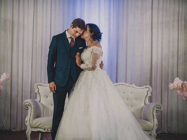Le mariage de Myriam et Jean Michel
