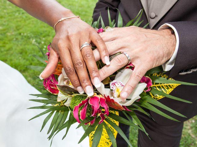 Le mariage de Matthieu et Cynthia à Jouars-Pontchartrain, Yvelines 3