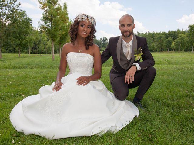 Le mariage de Matthieu et Cynthia à Jouars-Pontchartrain, Yvelines 4