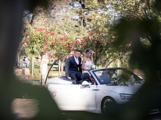 Le mariage de Florian et Elody à Le Cannet-des-Maures, Var 25