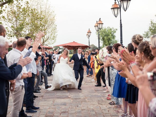 Le mariage de Florian et Elody à Le Cannet-des-Maures, Var 42