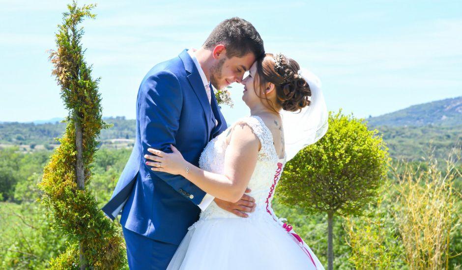 Le mariage de Matthieu et Mélody à Alès, Gard