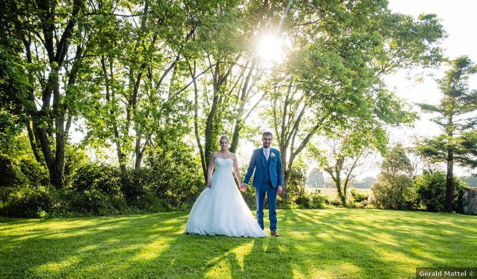 Le mariage de Sevan et Justine à Garlan, Finistère
