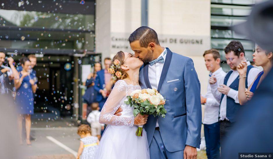 Le mariage de Younous et Blandine à Les Sorinières, Loire Atlantique