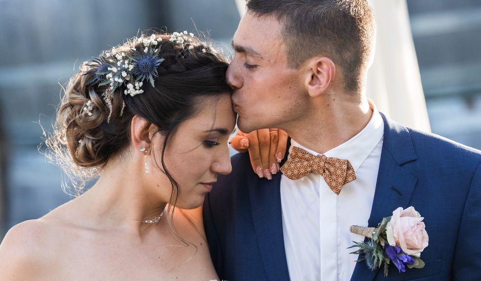 Le mariage de Loïc et Amandine à Lunel-Viel, Hérault