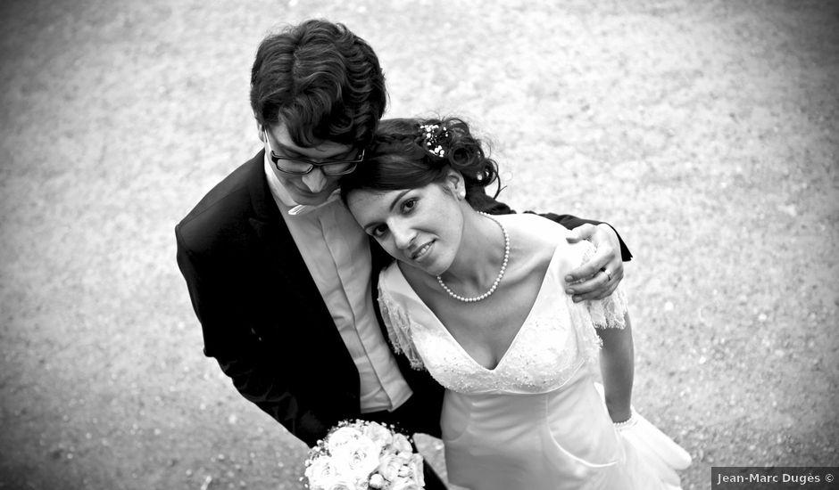 Le mariage de Lionel et Sarah à Pont-à-Mousson, Meurthe-et-Moselle