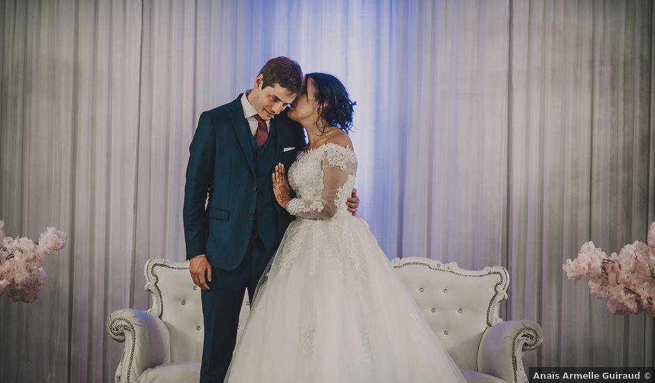 Le mariage de Jean Michel et Myriam à Gigean, Hérault
