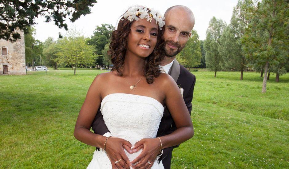 Le mariage de Matthieu et Cynthia à Jouars-Pontchartrain, Yvelines