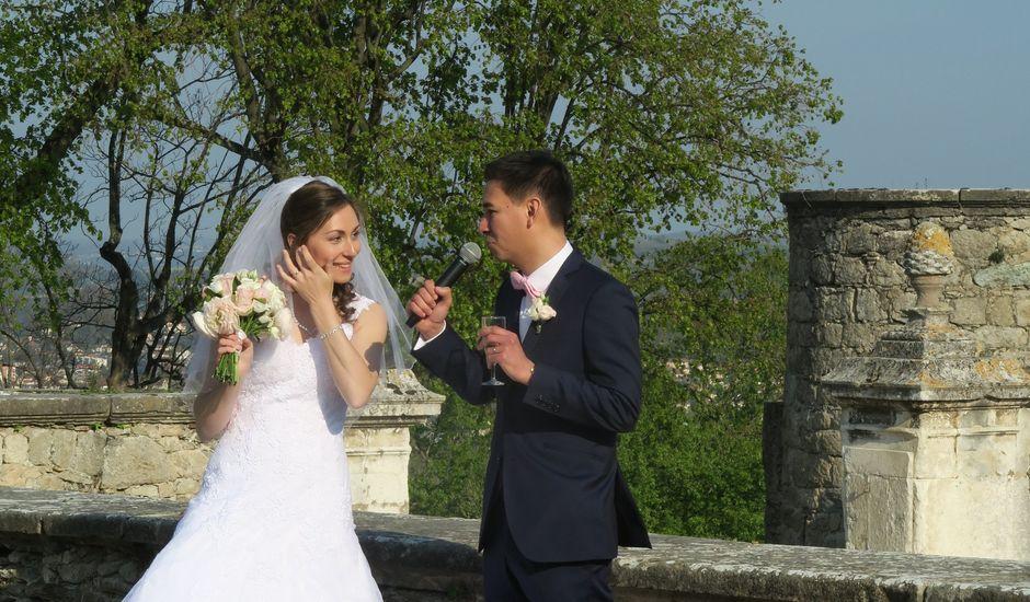Le mariage de Nicolas et Virginie à Millery, Rhône