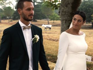 Le mariage de Julia et Robin 1