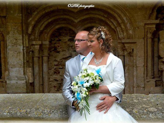 Le mariage de Tony et Ingrid à La Flamengrie, Aisne 2