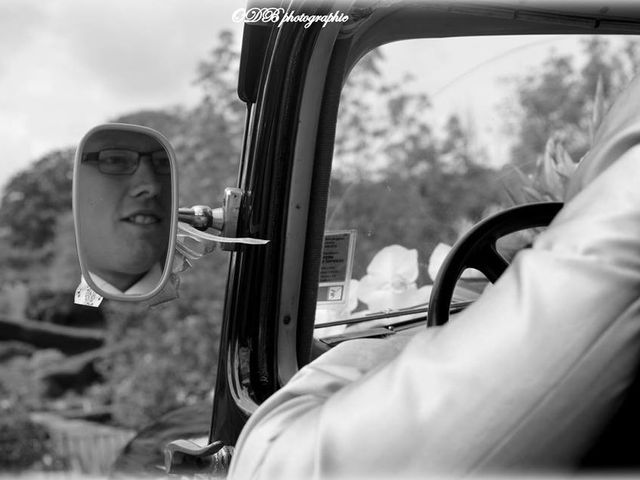 Le mariage de Tony et Ingrid à La Flamengrie, Aisne 9