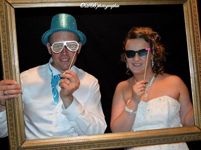 Le mariage de Tony et Ingrid à La Flamengrie, Aisne 10
