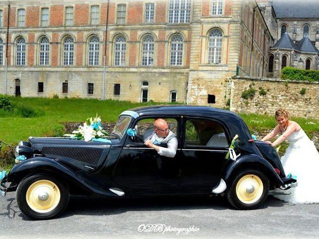 Le mariage de Tony et Ingrid à La Flamengrie, Aisne 17